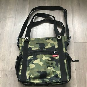Skip Hop diaper duo bag